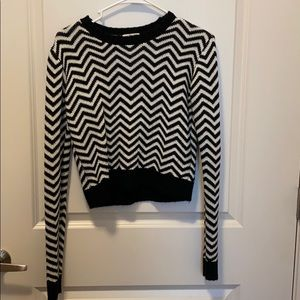 PACSUN Cropped Sweater!